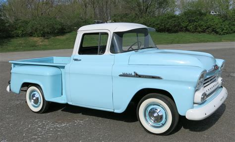1958 Chevrolet Apache  Connors Motorcar Company