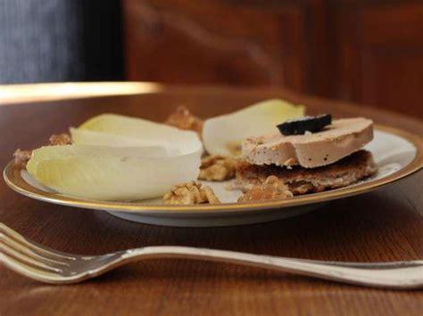 cuisine de laurent mariotte recettes de foie gras et endives