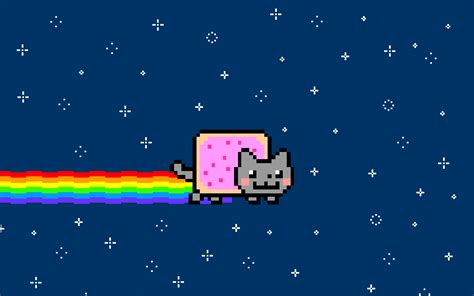 Red Lipstick Game Nyan Nyan Cat