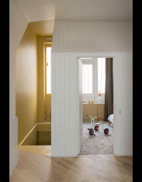 chambre cabane chez grégoire de lafforest un loft qui s 39 inspire de la