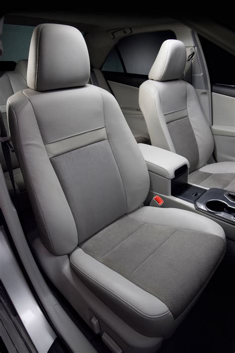 toyota camry xle interior upgrades