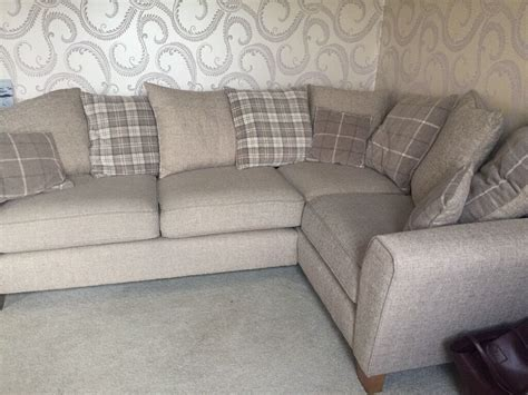 Scs Settee by Scs Corner Sofa 1 Year And Tartan In