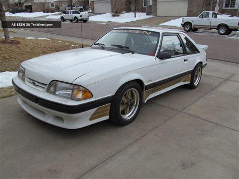 1989 Saleen Mustang 142