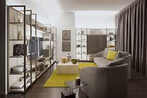 top interior design project of a residential apartment in With interior design office milan