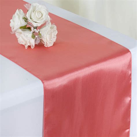 wholesale wedding table runners 50 pcs wholesale lot satin 12x108 quot table runners wedding