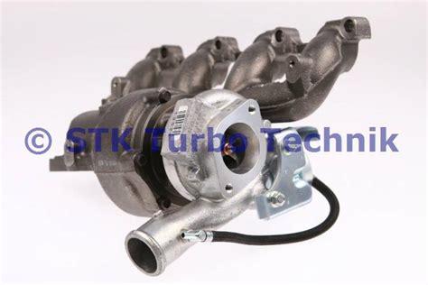 cqkbe   turbocharger ford transit