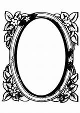 Mirror Coloring Pages Printable Spiegel Para Espejos Kleurplaat Imprimir Dibujos Con Comments sketch template
