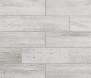 white oak 4 x 12 honed marble floor and wall tile