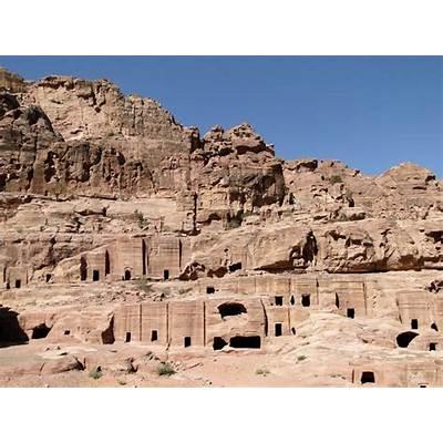 The City Of Petra – JordanCanuckAbroad Places