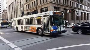 Rush Hour    Tank  Metro Buses In Downtown Cincinnati