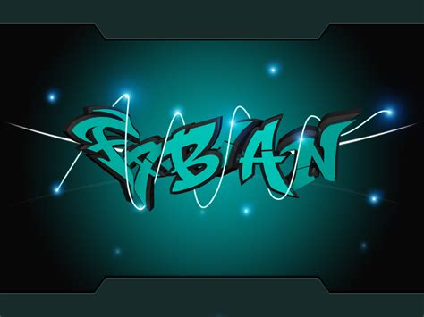 3d Name Wallpaper Fabian By Nintendo113 On Deviantart