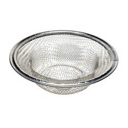 Sink Colander Plastic by Sink Strainer