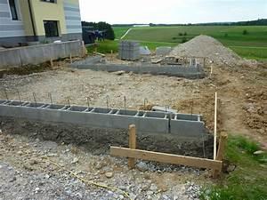 Fundament Für Terrasse : tag 15 fundament garage gampern 159 ~ Yasmunasinghe.com Haus und Dekorationen