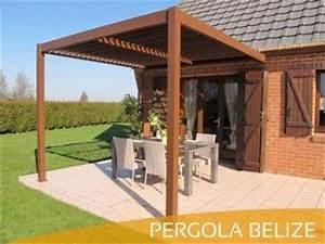 Pergola Bois Bioclimatique : pergolas tous les fournisseurs pergola en bois pergola de jardin pergola plante ~ Louise-bijoux.com Idées de Décoration