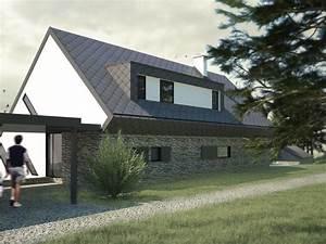 Projekt vesnického domu