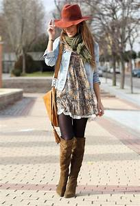 60+ Chic Boho Spring Outfits to Up Your Style Game