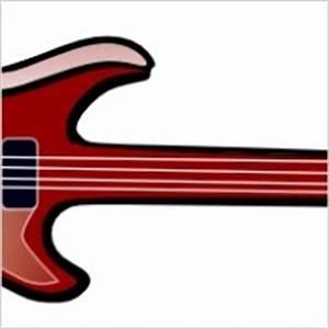 Bass Guitar Art | Clipart Panda - Free Clipart Images