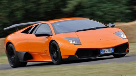 Lamborghini Murcielago with 258K miles on the odometer has ...