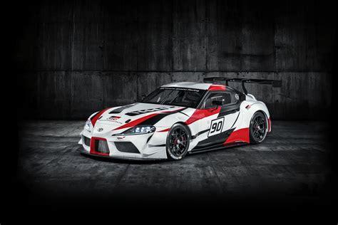 Toyota Gr Supra Racing Concept (2018)
