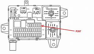 Peugeot 207 Sw Fuse Box Diagram