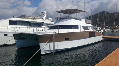 Baron Boats For Sale Perth by 2014 Fountaine Pajot Cumberland 47lc Power Boat For Sale