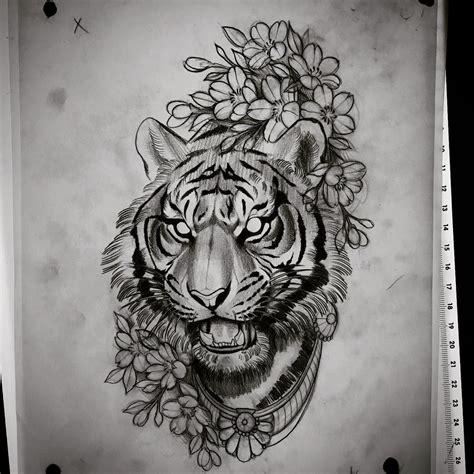 pin    tiger tattoo tattoo sketches tattoo