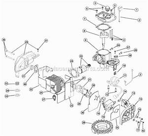 Mtd 340bv Parts List And Diagram
