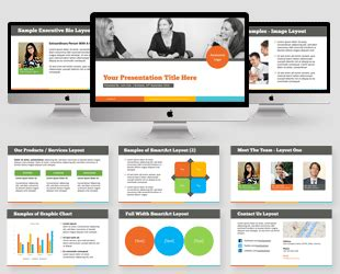 Professional Powerpoint Templates & Graphics For Business