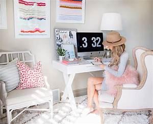 Fashion 4 Home : boss babe office feminine office decor pinterest boss babe room and office spaces ~ Orissabook.com Haus und Dekorationen