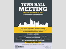 HBHS Town Hall Hinds Behavioral Health Services Region 9