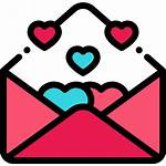 Letter Icon Icons Freepik Valentines Clipart Drawings