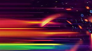 Blurry lights [3] wallpaper - Abstract wallpapers - #16991