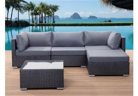 günstige loungemöbel outdoor loungem 246 bel rattan 187 g 252 nstige loungem 246 bel rattan bei
