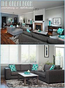 15 best images about turquoise room decorations With grey and turquoise living room