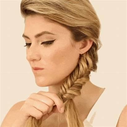 Braided Braids Hairstyles Hair Braid Summer Fishtail