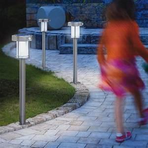 Solarleuchte Mit Bewegungsmelder : solarleuchte ancona edelstahl mit bewegungsmelder ~ Buech-reservation.com Haus und Dekorationen