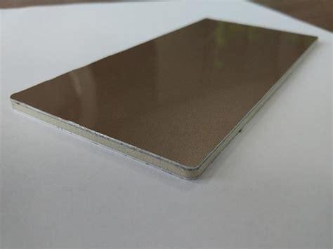 panneau composite aluminium pour machines aluwedo