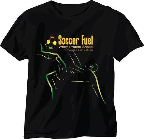 design shirts soccer fuel t shirt design grasuc