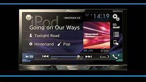 Pioneer Car Stereo Avh X4800bs Diy Install