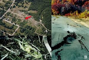 The Centralia  Pennsylvania  Mine Fire Has Dramatically