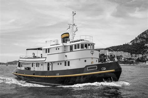 solimano tug yacht power boat  sale www