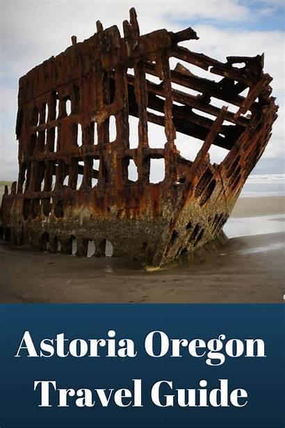 Oregon Astoria Coast Travel Trip Road Things