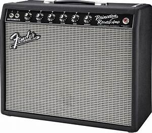 Fender  U0026 39 65 Princeton Reverb Guitar Combo Amplifier  15