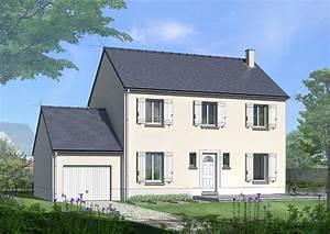 Constructeur Maison Metz : maison castor constructeur maisons individuelles metz ~ Melissatoandfro.com Idées de Décoration
