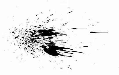 Splatter Spray Background Grunge Transparent Onlygfx 2729