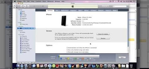 activate iphone at t how to activate on iphone 3g or 3gs firmware 3 1 o
