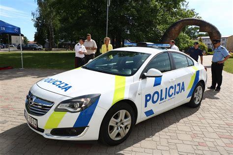 Valsts policija kļūst pamanāmāka   eLiesma