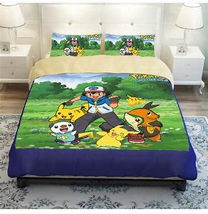 cheap pokemon bedding queen size