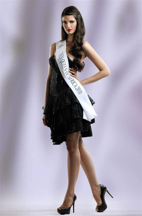Miss Global Teen Egypt Teen Queen Of Africa 1st Runner Up
