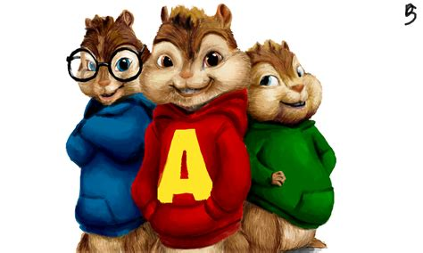 Alvin And The Chipmunks Drawings Sketchport